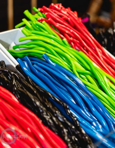 Manchester Markets 2018-1-2 Sweets treat twizzler candy colour bold